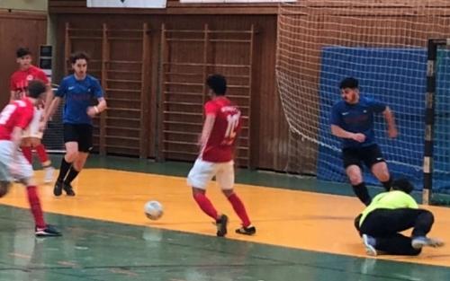 Hart umkämpft, SV Sinzheim gegen die SG Kuppenheim