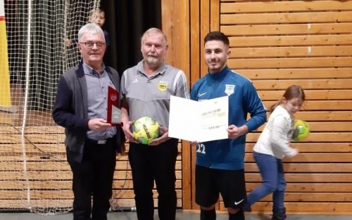 Futsal in Neuhausen ob Eck